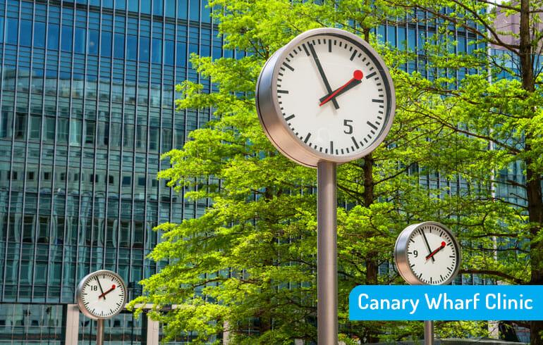 Canary Wharf Clinic