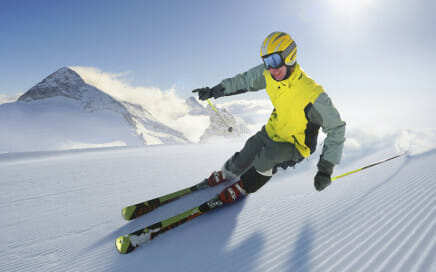 Get Fit for the Ski Season - Top 3 Exercises