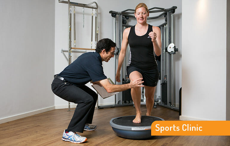 Sports Injury Clinic