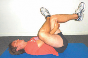 Buttock (Gluteal) Stretch