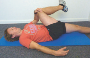 Buttock (Piriformis) Stretch
