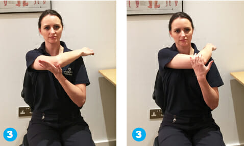 Posterior Shoulder Stretch