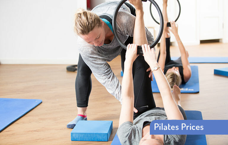 Pilates Prices