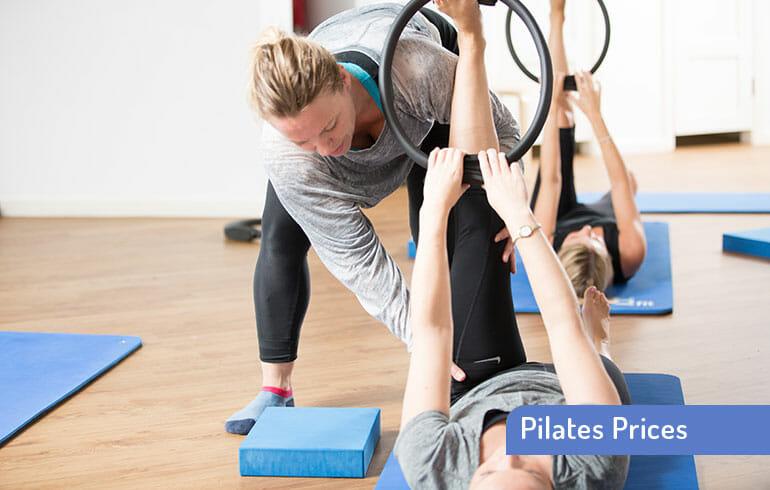Pilates Prices